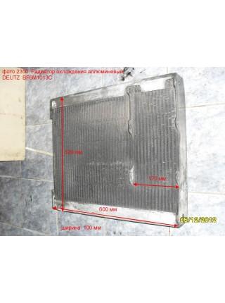Радиатор охлаждения алюминиевый DEUTZ BF6M1013C