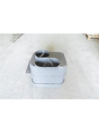 Картридж пылеуловителя HOWO A7 (в сборе ) Железа