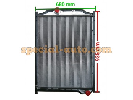Радиатор охлаждения 0201 NORD BENZ
