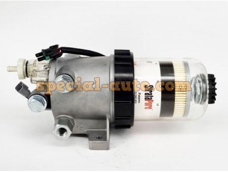 Корпус фильтра топливного (сепаратор топлива) FH238