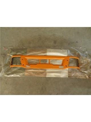 Бампер передний низкий (самосвал) Shaanxi F3000 металл (толщина металла 1,4мм)