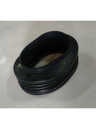 Гофра на воздухозаборник SHAANXI качество (производитель QINYAN)