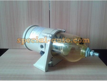 Корпус фильтра топливного (сепаратор топлива) 500FG/500MP/D00-034-03