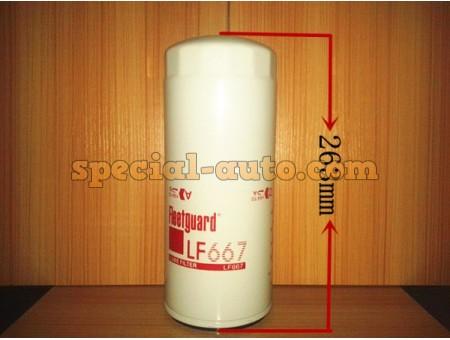 Фильтр масляный LF667/2P-4004/1R-0658/W1102/4/LF9667/P554004/B7600