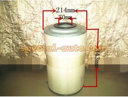 фильтр сепаратор Средний размер 2911 0117 00