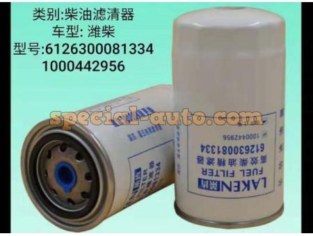 Фильтр топливный 612600081334 качество LAKEN