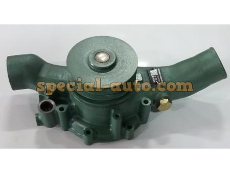 Помпа под клиновой ремень (дв:CA6DL1)FAW CA 3252/ FAW29D качество (производитель SORL)
