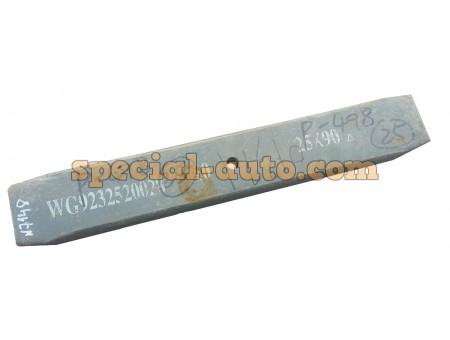 Лист задней рессоры №10 (540x 90x22 Ф16мм) Shaanxi F3000