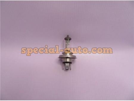 Лампа H4 100W/24V (хорошее качество)  уп/10