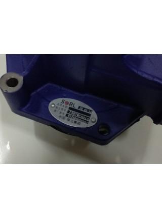 Помпа под ручейковый ремень (8РК) JWZ /XCMG ZL50G (производитель SORL)