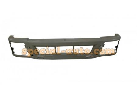 Бампер передний низкий (самосвал) Shaanxi F3000 металл