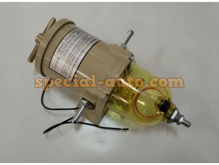 Сепаратор дизельного топлива 500МР с подогревом
