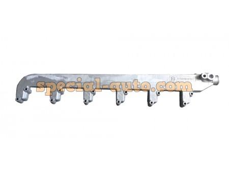 Труба подачи антифриза в ГБЦ Weichai WD615G.220.
