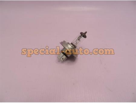Лампа H4 100W/24V круглая (хорошее качество)