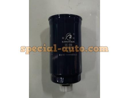 Фильтр топливный UC-220 (VG14080739A  ID-DL146) качество (производитель LINGTIAN)