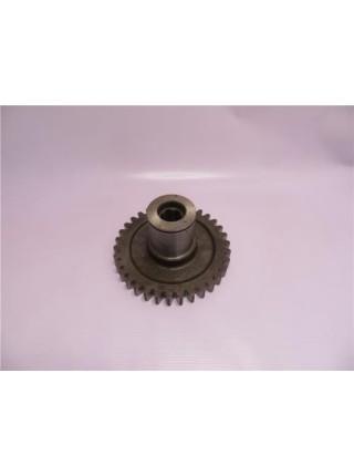 Вал привода рулевого насоса SHANGONG SEM ZL50F 6:34