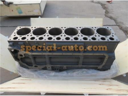 Блок двигателя WP10 Euro III (2 клапана на цилинд)