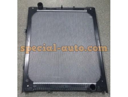 Радиатор охлаждения алюминиевый Shaanxi F3000