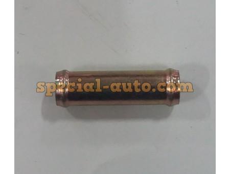 Трубка системы охлаждения Ф19 (металлическая)