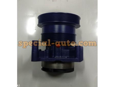 Помпа под ручейковый ремень (8PK) HOWO 612600060389 качество (производитель SORL)