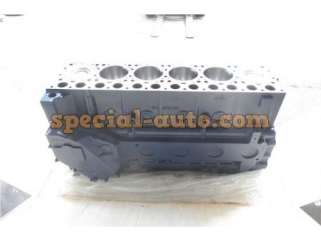 Блок двигателя в сборе WEICHAI WD618 375л.с (шорт блок)