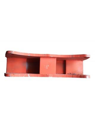 Качеля на полуприцеп высота 43мм, длинна 500мм, Ф внутрений 50 мм, ширина 12 мм  Полуприц