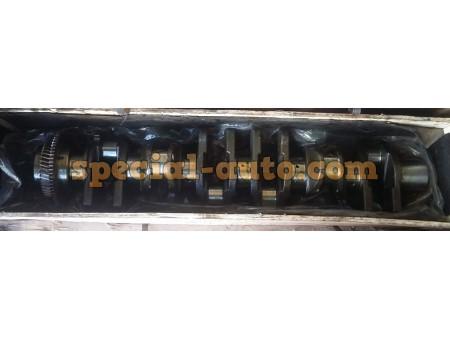 Вал коленчатый (дв:CA6DL1) FAW CA 3252  (66,6кг)