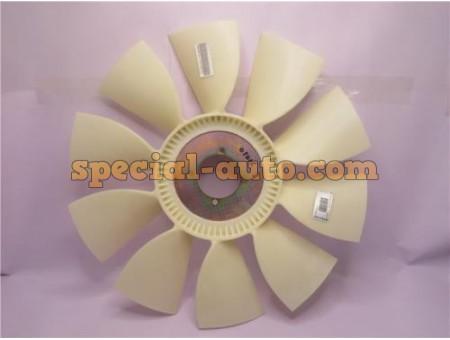 Вентилятор охлаждения ф 550 без обода 10 лопастей (DONG FENG C-180)
