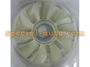 Вентилятор d 590мм HOWO WD615.69  10-лопастей