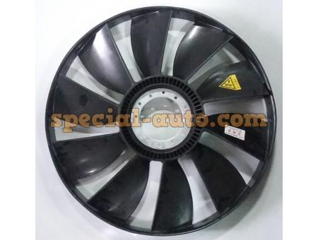 Вентилятор d 640мм с ободом (10 лопастей) HOWO