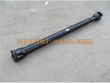 Кардан L=1995 мм, Ф фланца 180 мм, 4-отверстия, Ф крестовины 62 мм, без подвесного FAW
