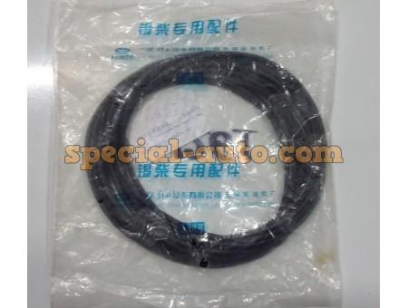 Кольцо резиновое уплотнительное на гильзу  (дв:CA6DL1)FAW CA3252
