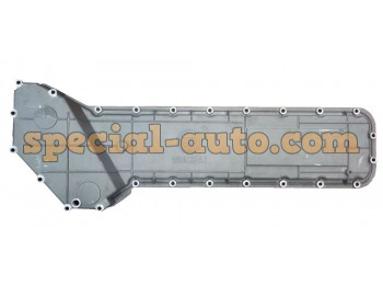 Крышка водяной рубашки двиг:WD615 Weichai (с заглушкой)