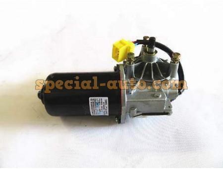 Электродвигатель стеклоочистителя HOWO 2008 качество (производитель SORL)