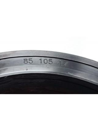 Сальник 105 х 85 х 18 на редуктор среднего моста дифференциала SHAANXI