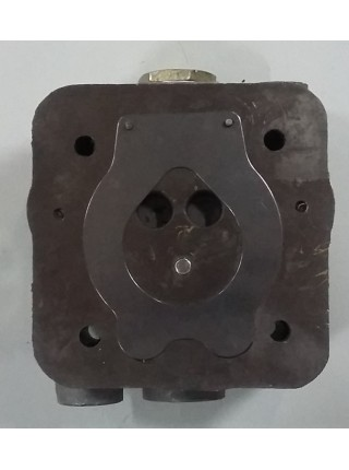 Головка воздушного компрессора одноцилиндрового в сборе STR