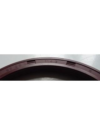 Сальник 114,5 х 95,5 х 8 на крышку коробки передач КПП FAST