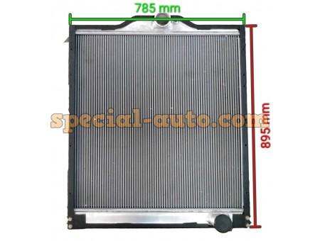 Радиатор охлаждения алюминиевый FAW СА3252/29D