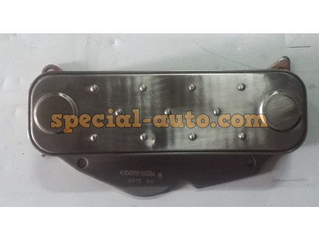 Теплообменник 8 секций WD615 Euro II