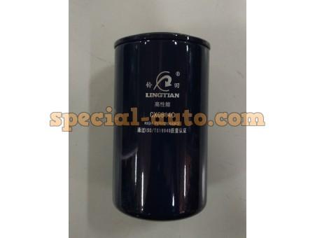 Фильтр топливный CX0814C качество (производитель LINGTIAN)