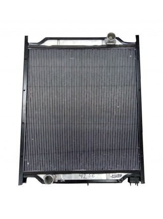 Радиатор охлаж. алюмин.(бачки алюм)  0270 HOWO двиг:WD615 Euro lll