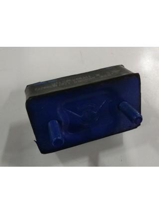 Подушка крепления радитора HOWO WD615 (производитель QINYAN)