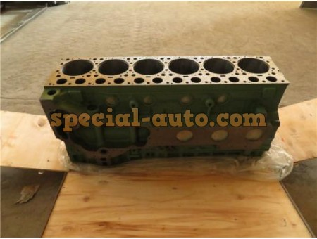Блок двигателя HOWO WD 615,69 Euro II 12 клапанов