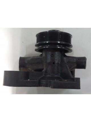 Помпа под ручейковый ремень (высота ножки 45 мм) 8РК WP10 SHAANXI F3000