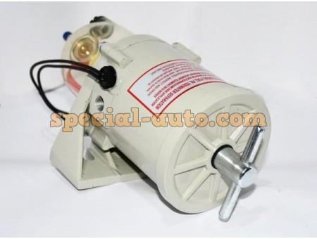 Корпус фильтра топливного (сепаратор топлива) обогрева 12V 500FG 500MP