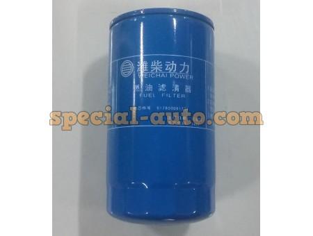 Фильтр топливный 612600081334