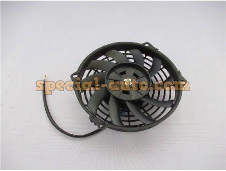 Вентилятор кондиционера электрический в сборе XCMG QY25K 10 лопастей