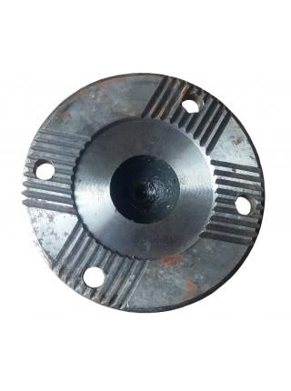 Вал проходной Shaanxi F3000 (L 430 мм.ф 180мм,26 зубьев,подшипник 6212)