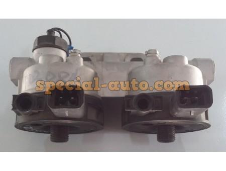 Корпус фильтра топливного (под фильтра CX0709A/0712B) с подогревом FAW 29D