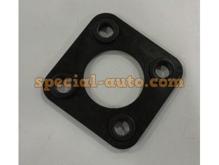 Диск гибкий ведущий квадратный HOWO/Shaanxi ТНВД WD615 Euro II чёрный